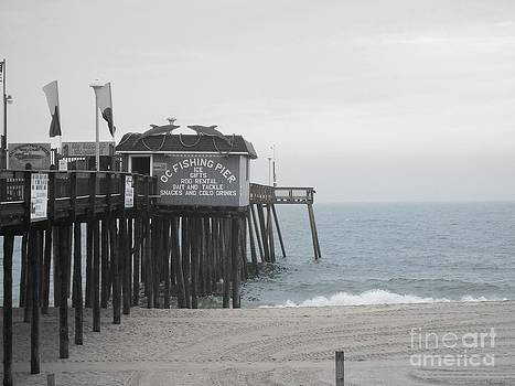 Ocean City Pier by Chad Thompson