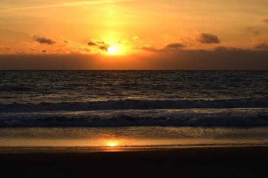 Bill Swartwout Fine Art Photography - Ocean City Sunrise at 142nd Street