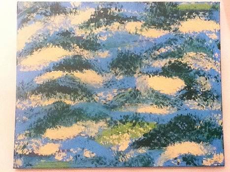 ocean Cloudes by Mary Logan jozefik