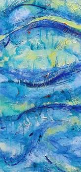 Ocean Currents - Cape Reinga 2 by Chris Keenan