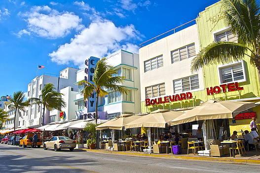 Ocean Drive Boulevard Hotel by Galexa Ch