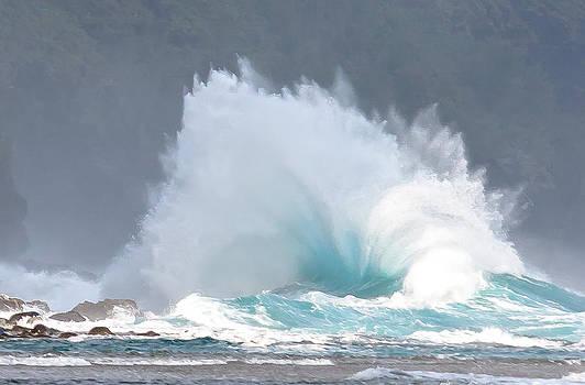 Roger Mullenhour - Ocean Explosion