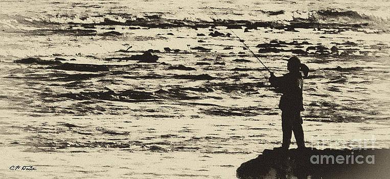 Charles Davis - Ocean Fisherman