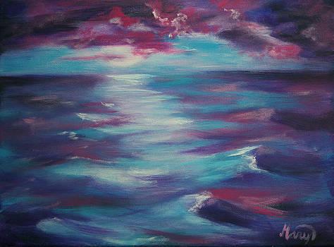 Ocean by Maryn Crawford