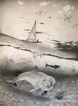Ocean Morning by Emily Wickerham
