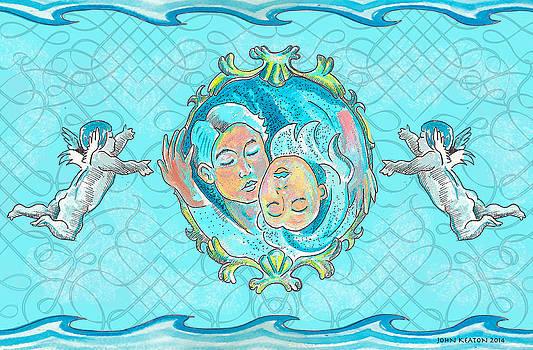 Ocean of Love by John Keaton