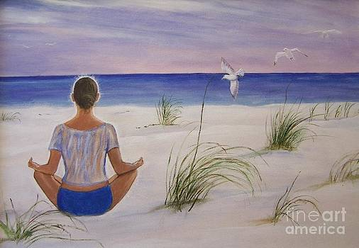 Ocean of Peace by Sue Carmicle