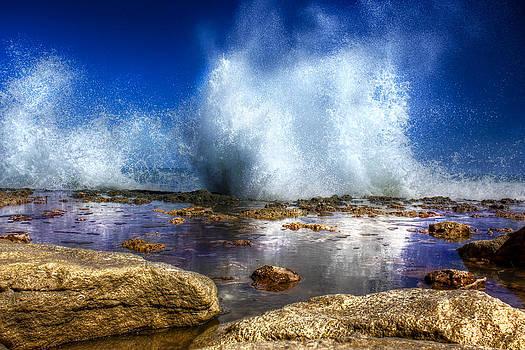 Ocean Spray by Mark Andrew Thomas