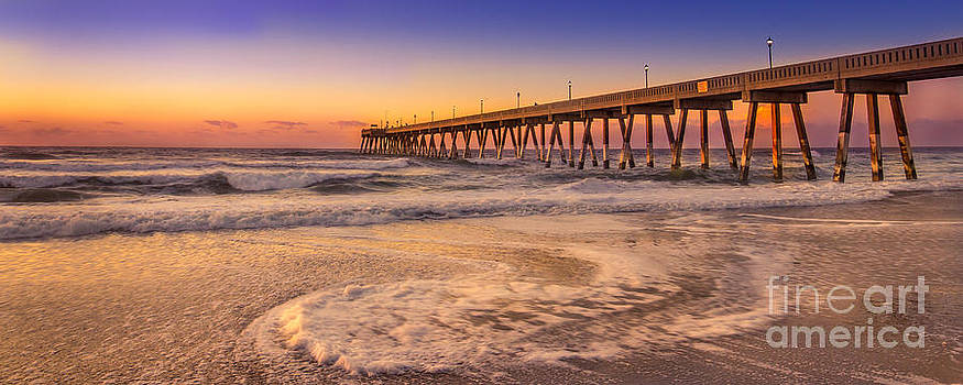 Ocean Sunrise by Jennifer Marie Nature Exposed