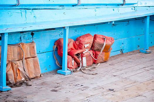 Kantilal Patel - Ocean survival Kits