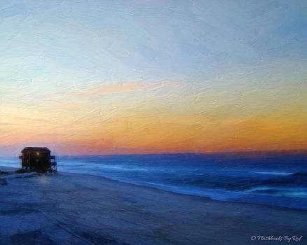 Oceanfront View by Melody McBride