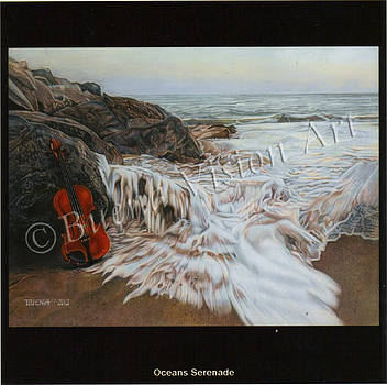 Ocean's Serenade by Buena Johnson