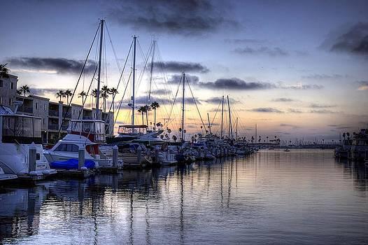 Oceanside Marina by Frank Garciarubio