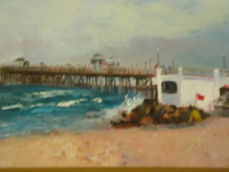 Luz Perez - Oceanside Pier