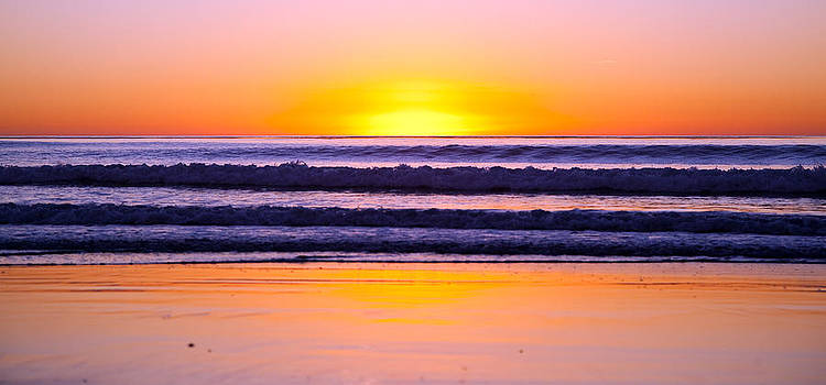 Oceanside Sunset by Scott Harms
