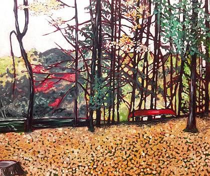 October Afternoon by Erin Wildsmith