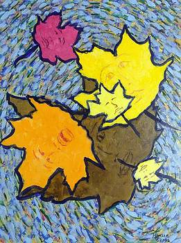 October Breeze Three by Kenny Henson