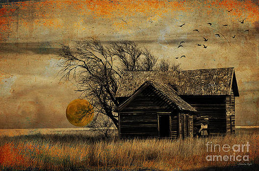 Karen Slagle - October Moon