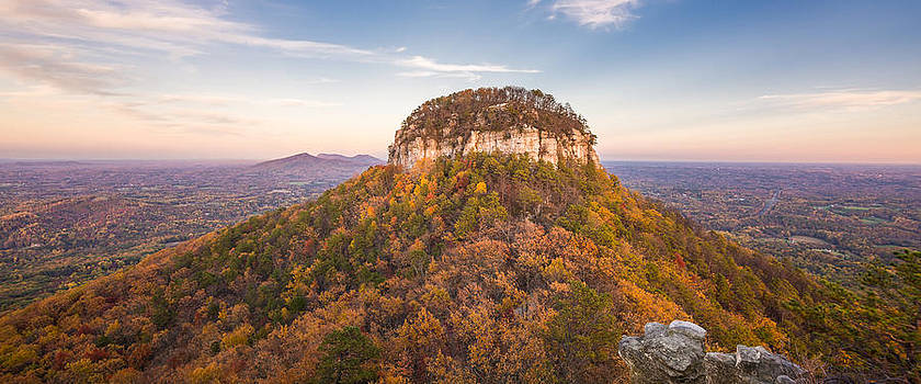October Panorama by Greg Dollyhite