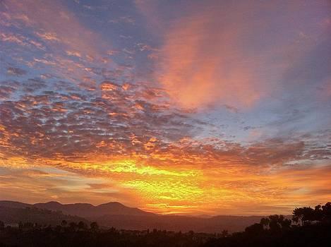 October Skys Murphy Canyon #2 by Jeremy McKay