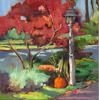 October by Sue Dragoo Lembo