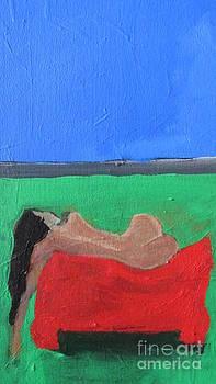 Odalisque by Omar Hafidi