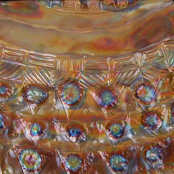 Ode to Klimt by Sharon Orella