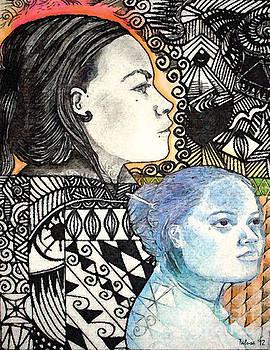 Ode To My Polynesian Culture by Teleita Alusa
