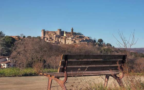 Odescalchi castel by Leonardo Marangi