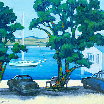Of Boats and Summer by Patricia Howitt