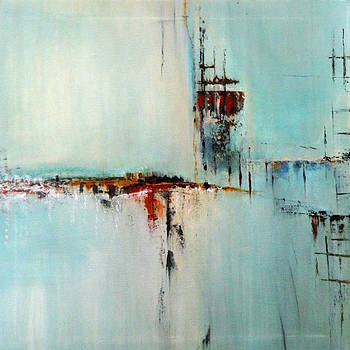 Off Shore by Elwira Pioro by Elwira Pioro