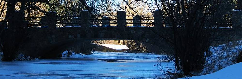 O'Fallon Bridge by Don Barnes