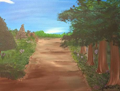 Off Road by Toni  Di Nuzzo