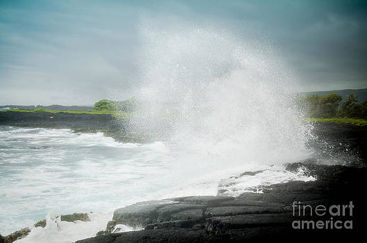 Off the Black Sands Beach by Chris Ann Wiggins
