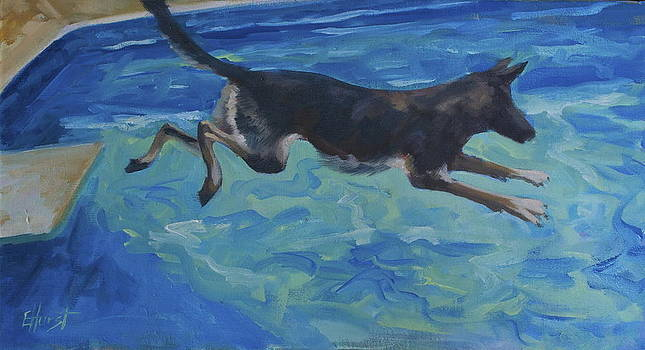 Off The Board by Elaine Hurst