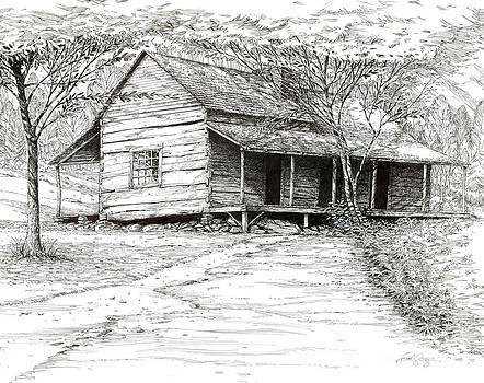 Ogle's Back Porch by Bob  George