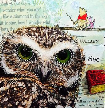 Oh Owl  by Kitty Miller