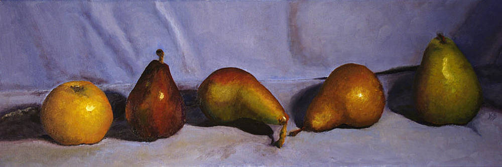 Oh Pears by Jennifer Braxton