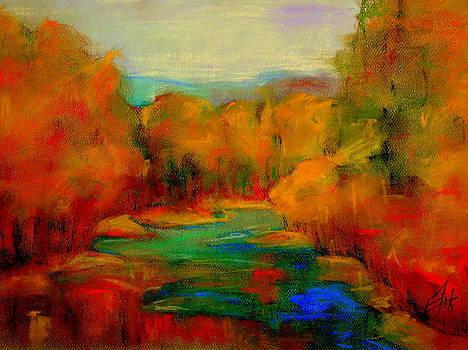 Oh Shenandoah by Johanna Elik