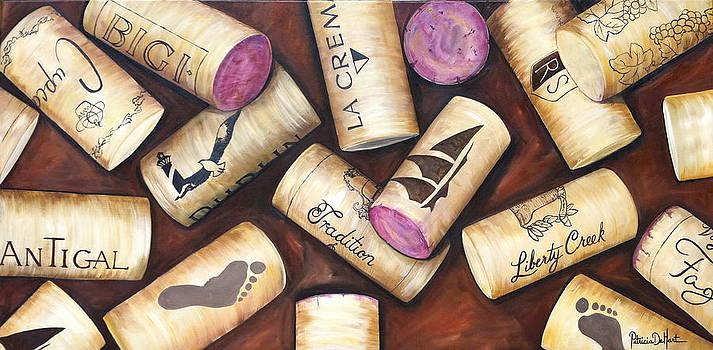 Oh Wine by Patricia DeHart