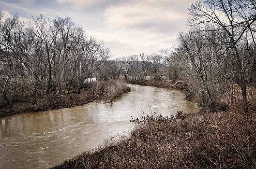 Ohio Brush Creek by Diana Boyd