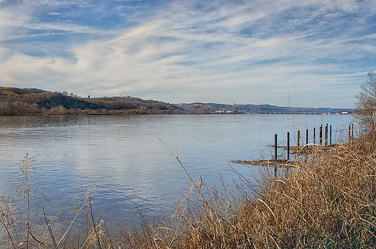 Ohio River Valley by Diana Boyd