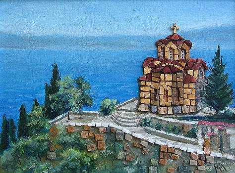 Ohrid by Milan Pilipovic