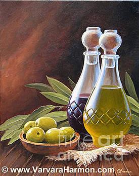Oil and Vinegar by Varvara Harmon