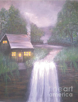 Oil In The Lamps by Patty  Thomas