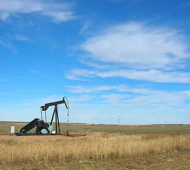 Oil Pump by Susan Porter