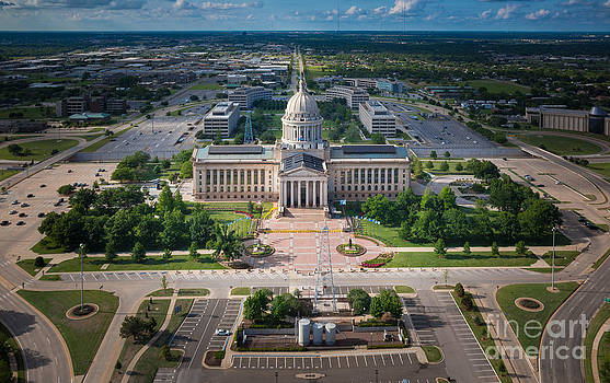 Cooper Ross - Oklahoma City State Capitol Building A