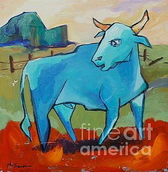 Ol' Blue by Noel Sandino