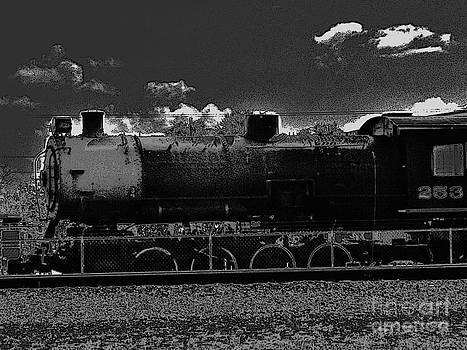 Ol Fort Pierce Rail by Keri West