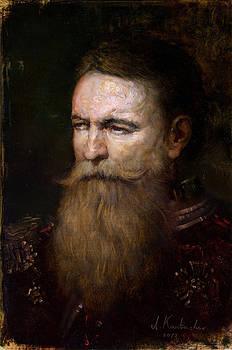 Old admiral by Kartashov Andrey